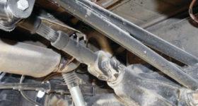 Axle Wrap
