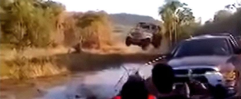 Salto na lama