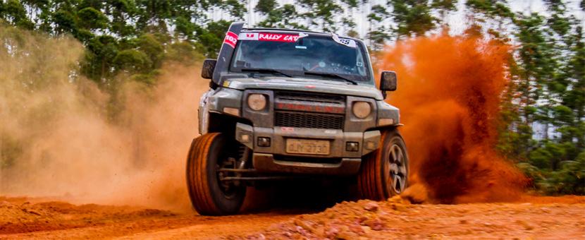 Campeonato Catarinense de Rally Scherer 4x4