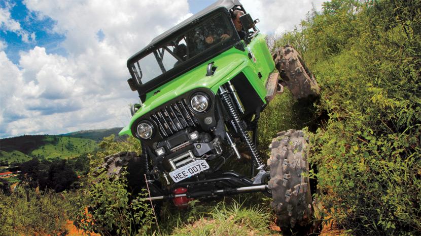 Jeep CJ5 1980