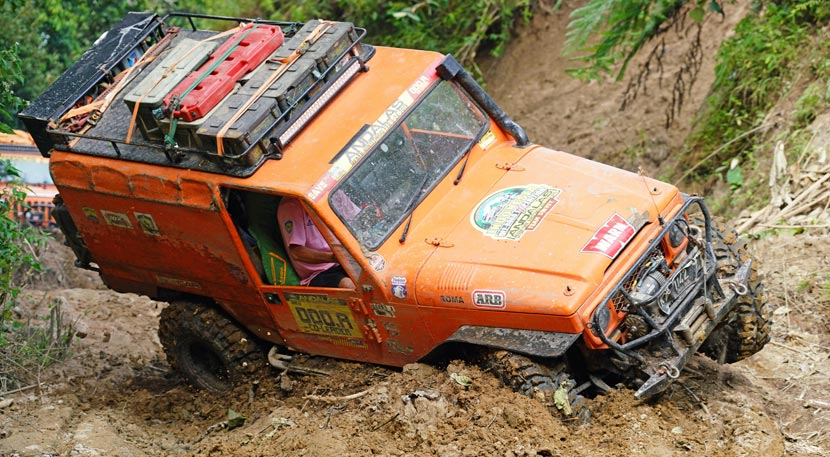 Indonesia Off-Road Expedition