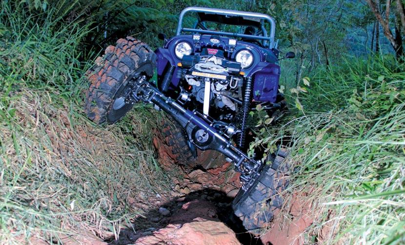 Jeep Rock