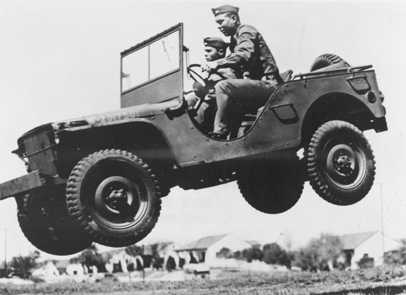 Jeep WW2