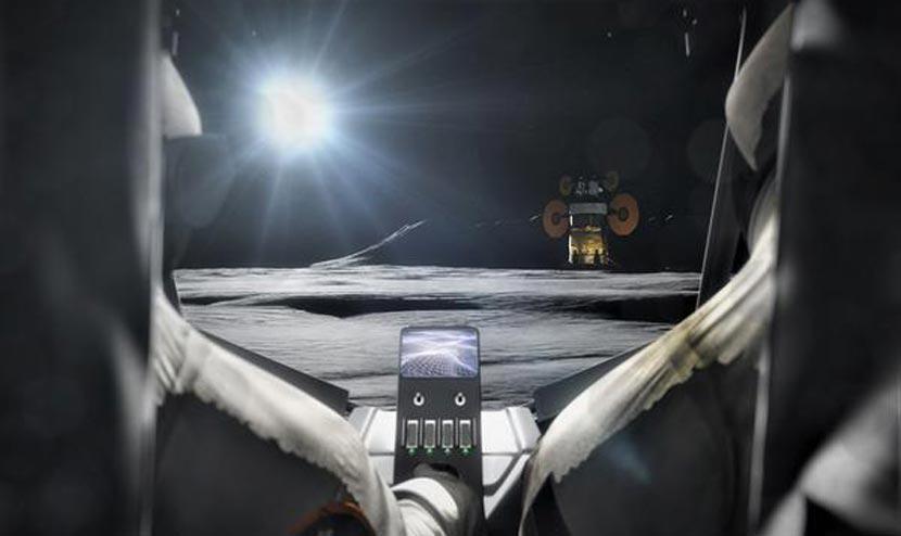 Veiculo Lunar