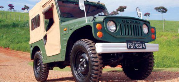 Suzuki Jimny 1975