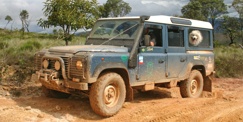 Land Rover Mythus