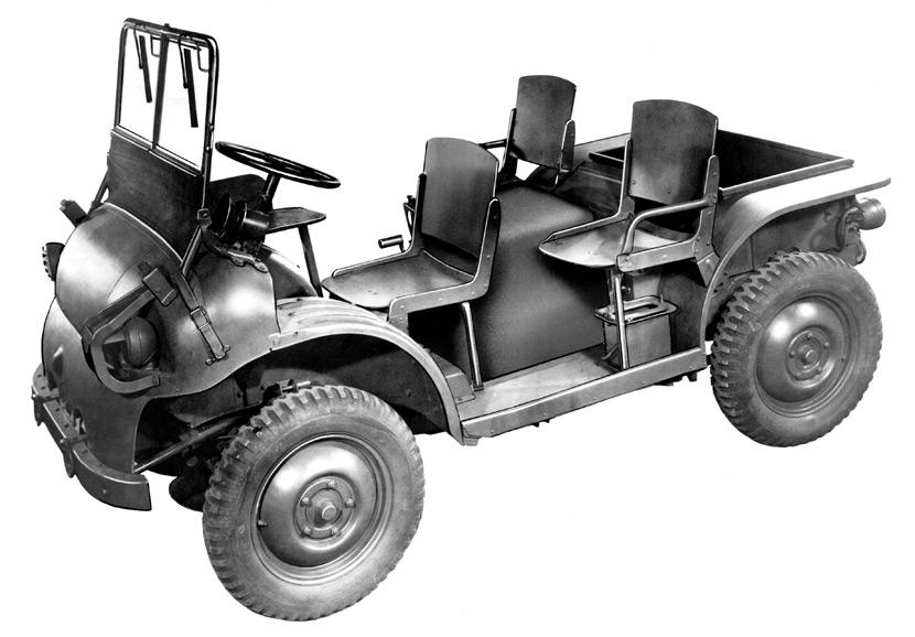 Jeep WAC