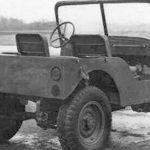 Jeep Bob Cat