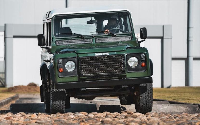 Oficina Land Rover