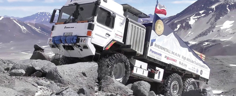 Altitude Truck Expedition