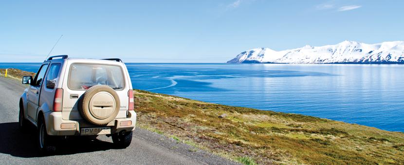 Islândia de Jimny