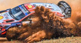 Safari Rally Kenia