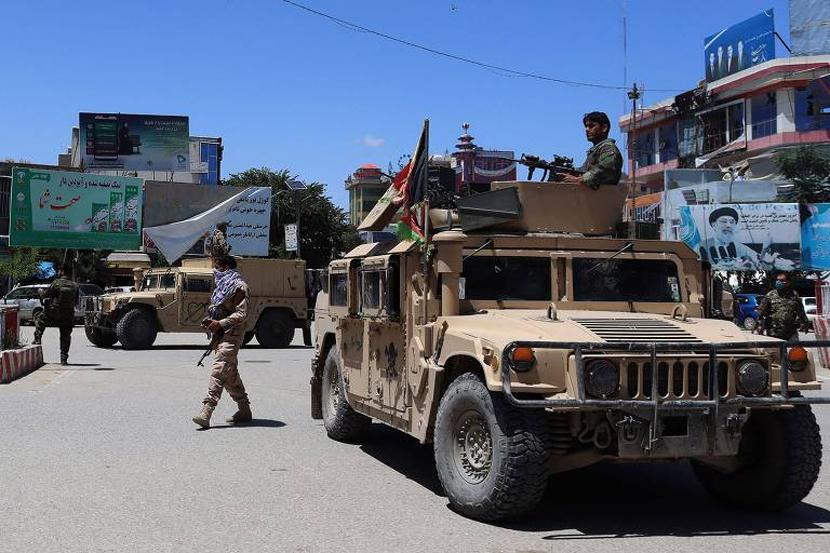 Viaturas Afeganistão